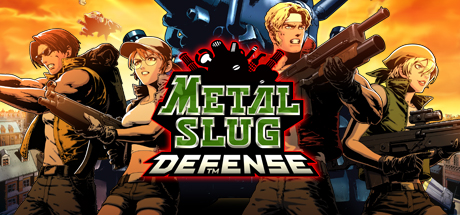 Metal Slug Defense PC Full Español Descargar