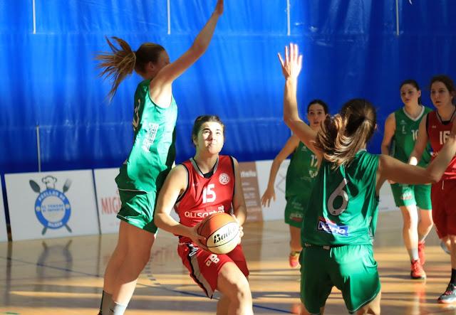 Baloncesto | Mónica Cardero no seguirá en el Ausarta Barakaldo EST tras un año en el equipo