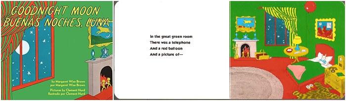los mejores cuentos y libros infantiles en inglés Goodnight moon