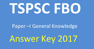 TS FBO ANswer Key 2017