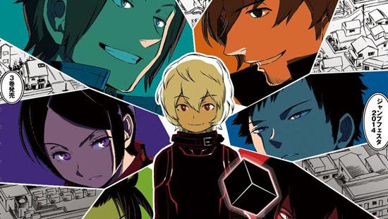 Daisuke Ashihara's World Trigger Manga Series