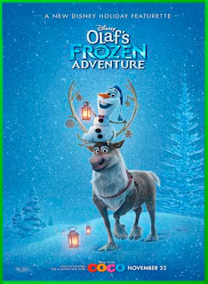 Olaf Otra aventura congelada de Frozen (2017)   DVDRip Latino HD GDrive 1 Link