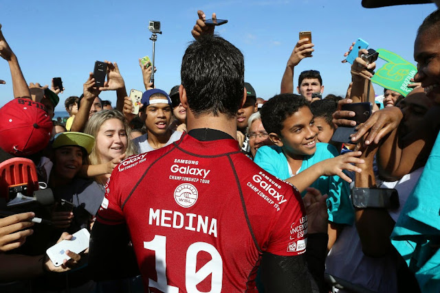 35 Gabriel Medina Oi Rio Pro 2015 Fotos WSL  Daniel Smorigo