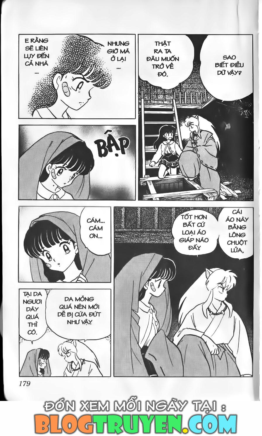 Inuyasha vol 01.8 trang 18