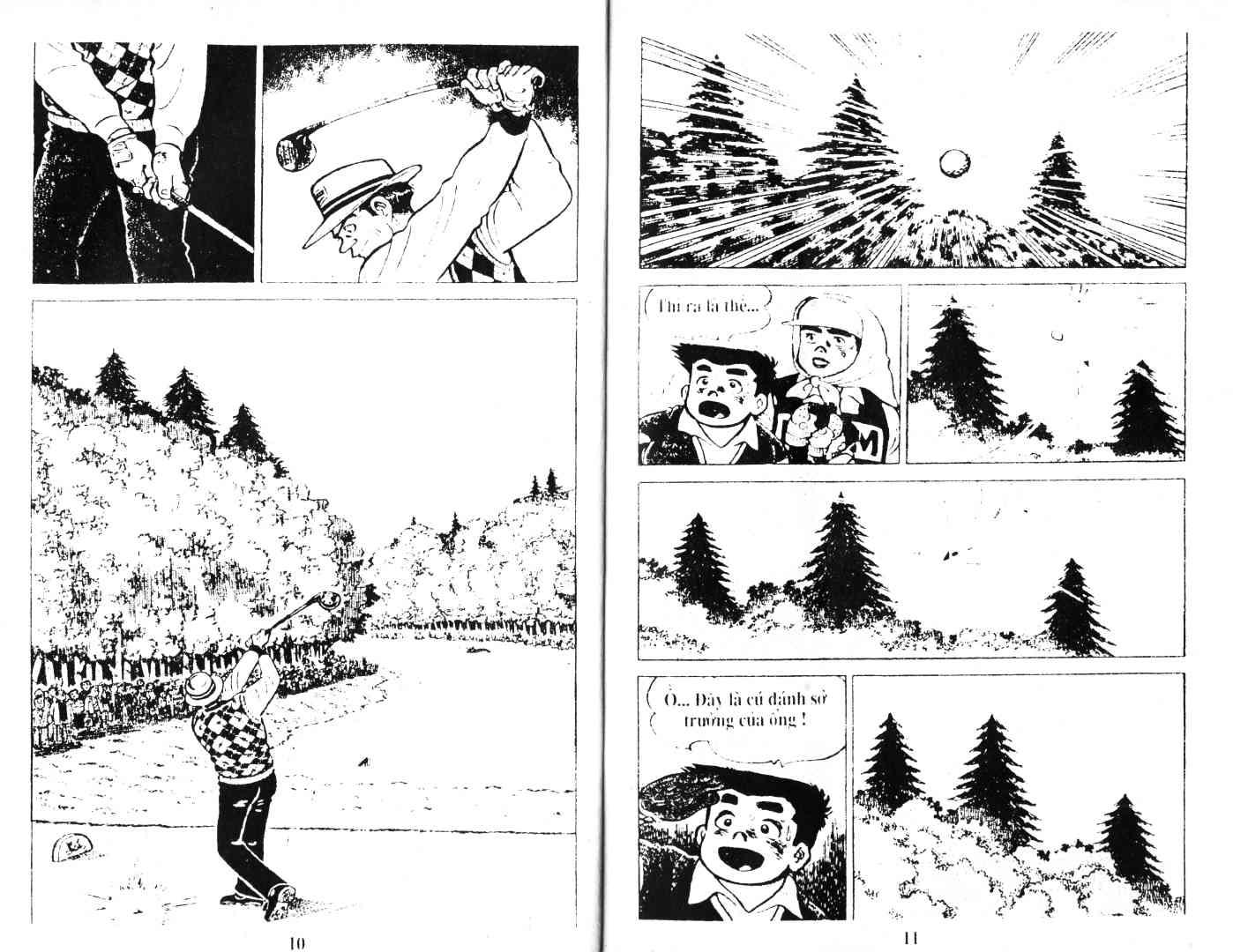 Ashita Tenki ni Naare chapter 40 trang 3