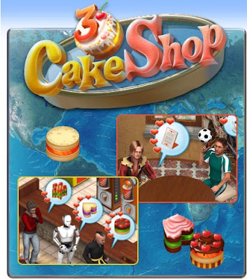 Cake Shop 3 Cover Logo Banner