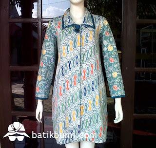 batik modern parang