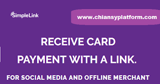 Receive ATM Card Payment online with SimpleLink - www.chiansyplatform.com