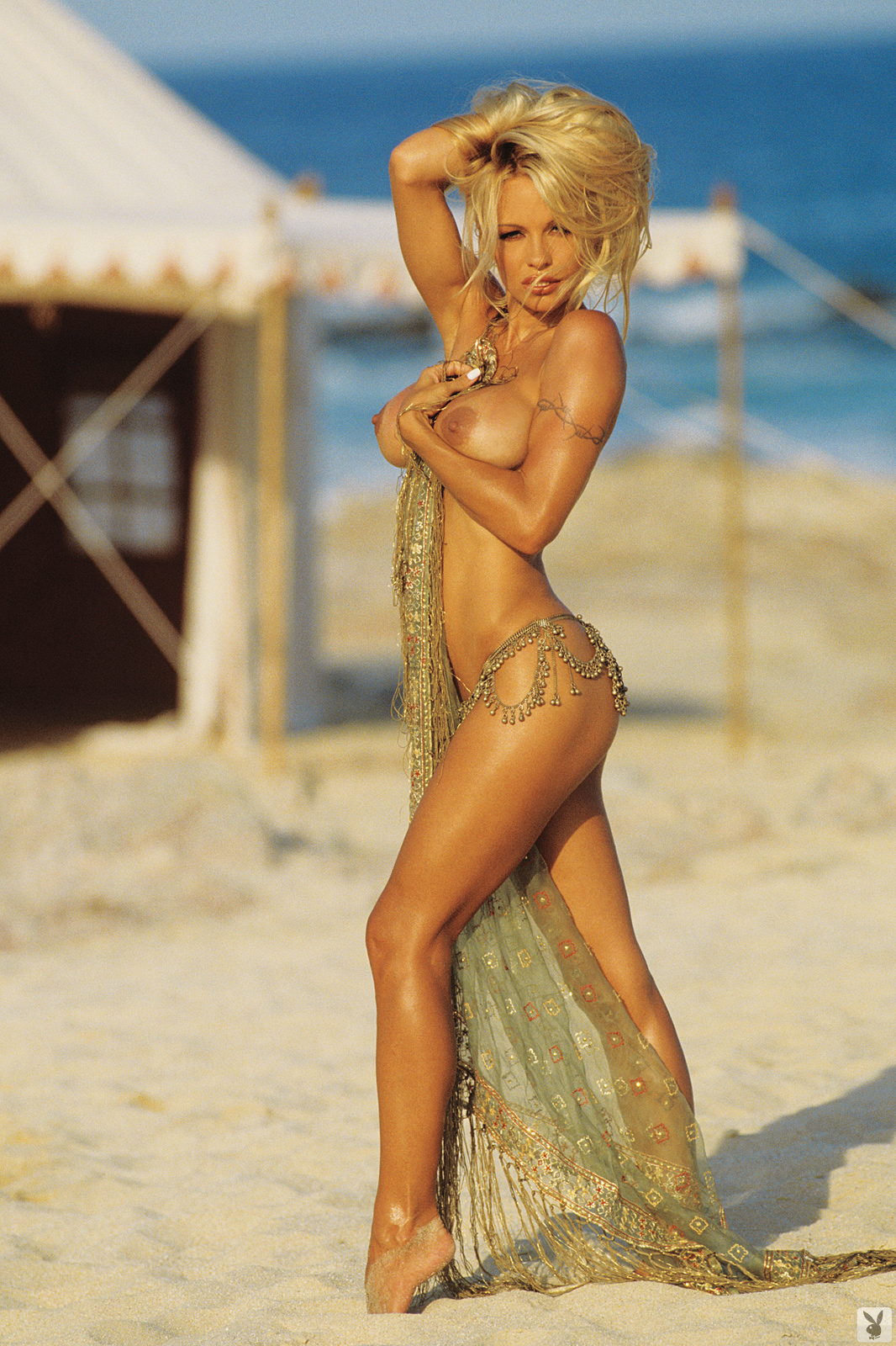 Opinion Pamela anderson on nude beach that can