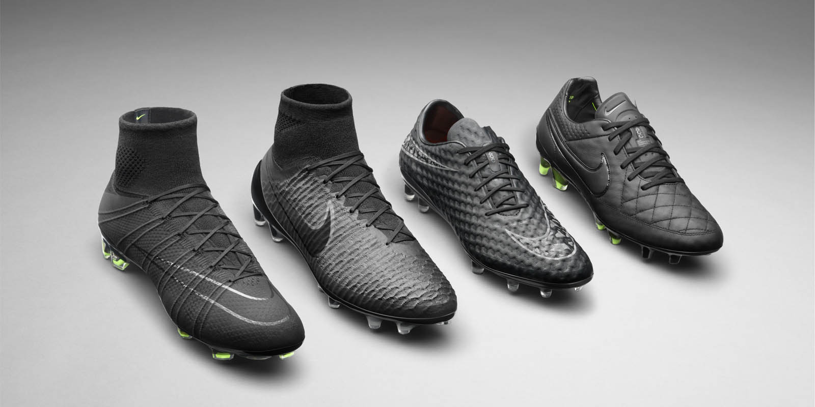 newest 4f952 89d84 The new Nike Academy Pack is a nod to the Nike Academy players. On 24 April  2015, Nike launched the all black Nike 2015 Football Boots Collection, ...