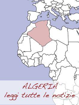 Tutte le notizie LGBT dall'Algeria