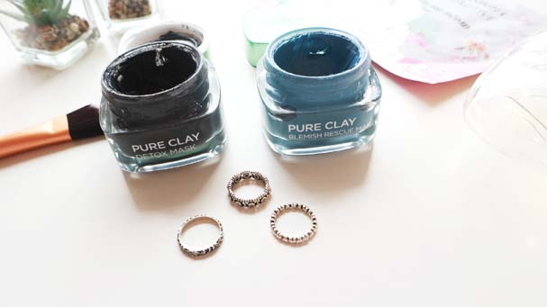 L'Oreal Paris Pure Clay Multi-Masking | The Beauty is a Beast