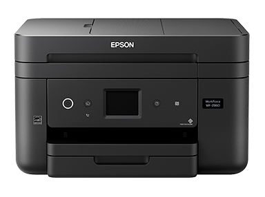 Epson WorkForce WF-2860 Printer Drivers and Software