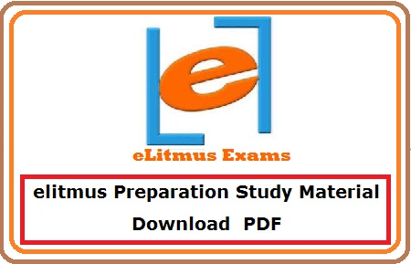 elitmus problem solving syllabus
