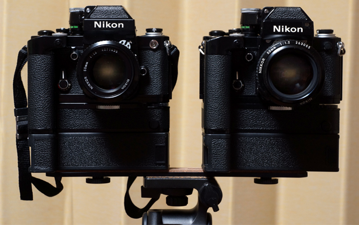 2台のカメラを三脚に固定できる「HAKUBAフリープレート」の機能やメリットを紹介
