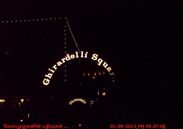 SFO Ghirardelli Square
