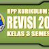 Download RPP K13 Kelas 3 Revisi 2018 Semester 2