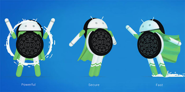 Alasan Android Pakai Nama Makanan Manis