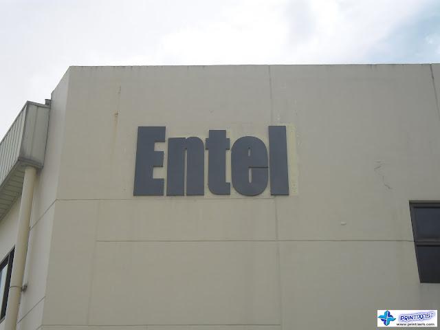 Entel Signage