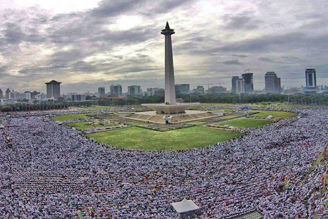 Generasi Cinta Dunia dan Takut Mati (Al-wahn) Hilang Pasca Bela Islam 212