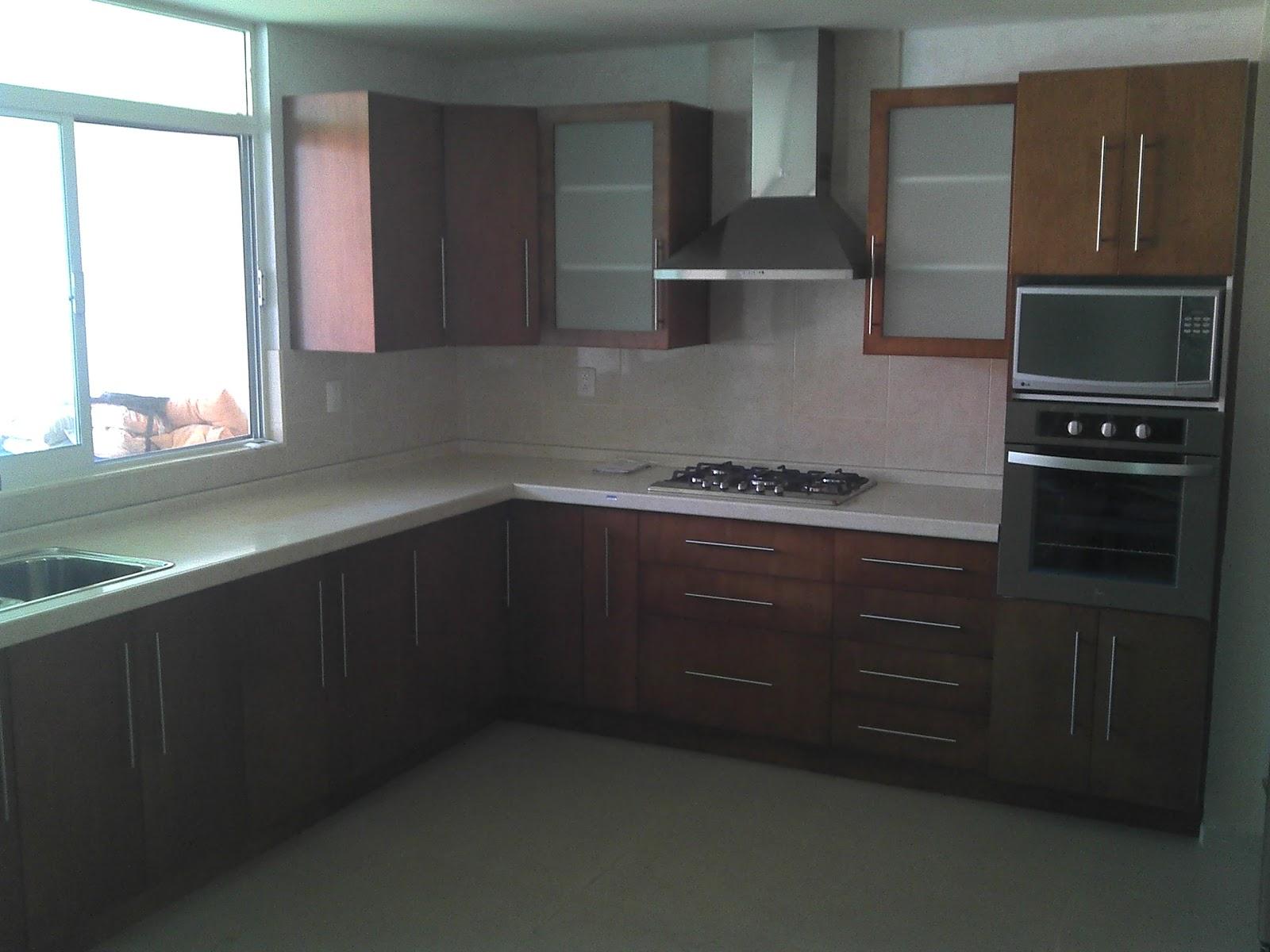 Heynez cocinas modernas - Cocinas modernas de madera ...