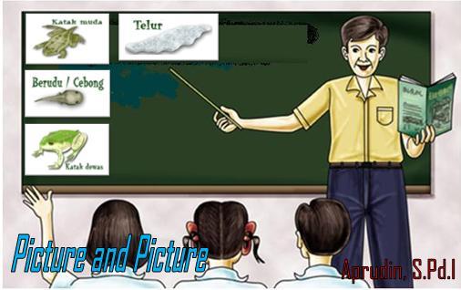 Makalah Pendidikan Dan Model Pembelajaran Matematika Model Pembelajaran Picture And Picture