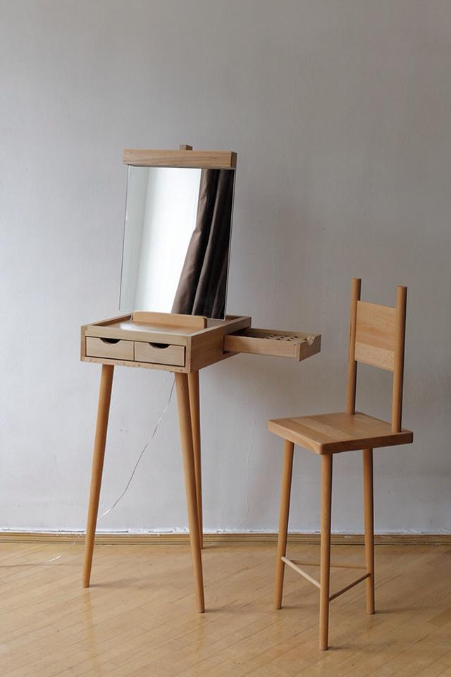 No End To Design Dressing Table Molbert