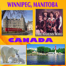 WINNIPEG TODAY: 60s BAND GUESS WHO, POLAR BEARS, RED RIVER VALLEY