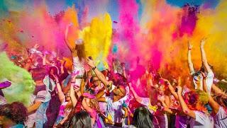 HOLI: El Festival de la Alegria