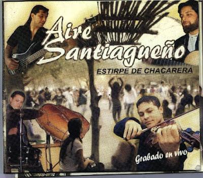 aire santiagueño estirpe de chacarera descargar disco