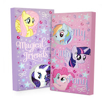 """My Little Pony Canvas Wall Art 7"""" x 14"""" Toy (Pack of 2)"""