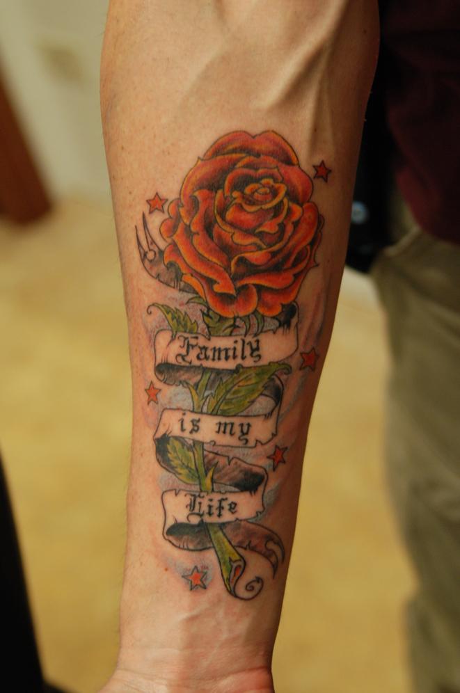 Preferenza Frasi Da Tatuare Sulla Famiglia JV99 » Regardsdefemmes AK44