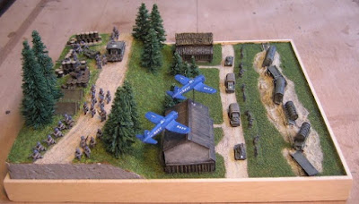 Added WWII Pictures Irregular Miniatures
