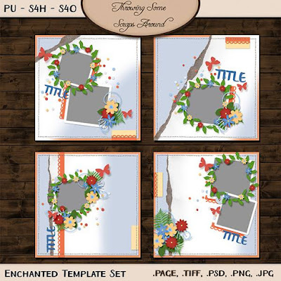Enchanted Templates