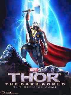 Thor: The dark world. Free download for S60, Java, Belle
