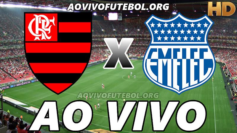 Assistir Flamengo vs Emelec Ao Vivo HD