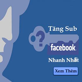 Tăng sub Facebook