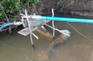 Agricultor é encontrado morto perto de motor de irrigação na Paraíba
