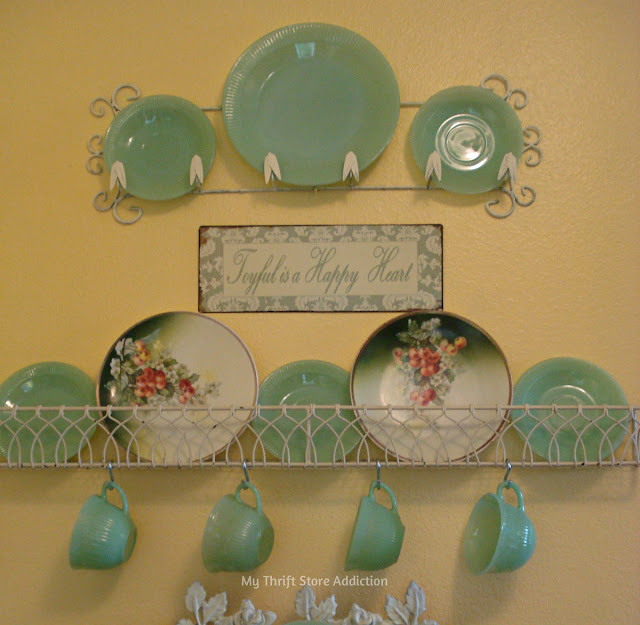 summer kitchen pairing vintage with clearance
