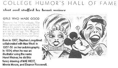 Mae West: Mae West: Goodness