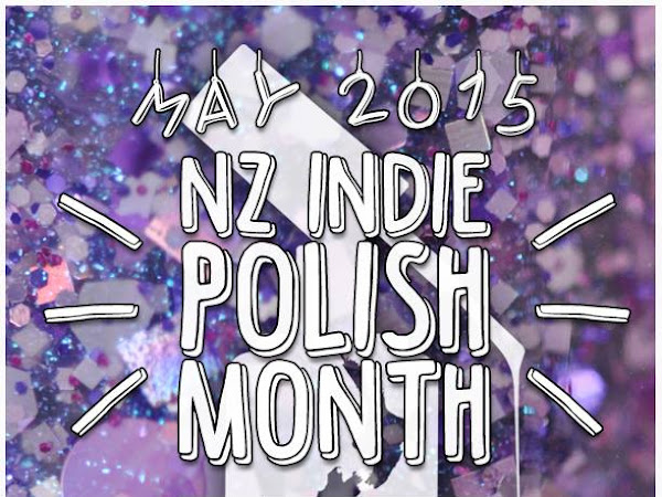 NZ Indie Polish Month: Peacock Pie - Throwing Copper