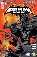 Os Novos 52! Batman e Robin #3