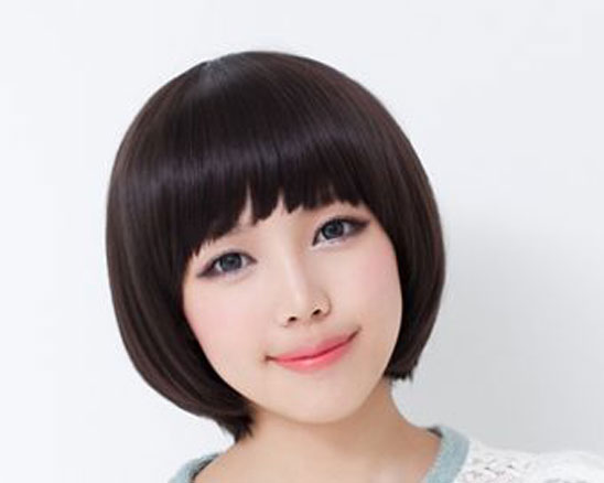 Asian Short Hairstyles For Women 2013