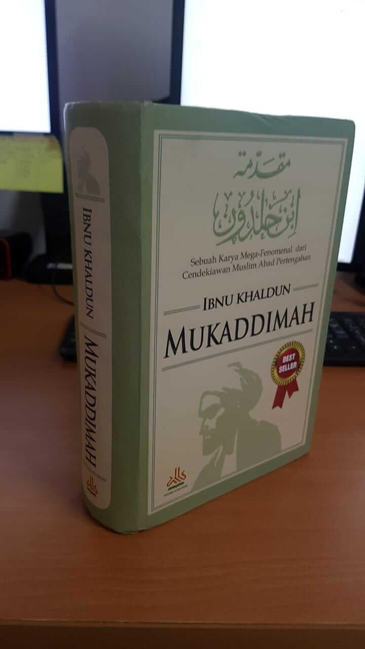 Buku Mukaddimah - Ibnu Khaldun