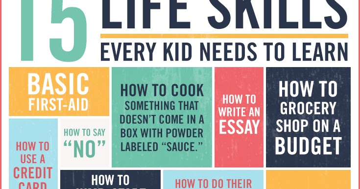 essay on life skills Details basic life skills you should know or learn  now is the time to learn the following life skills  • essay writing.