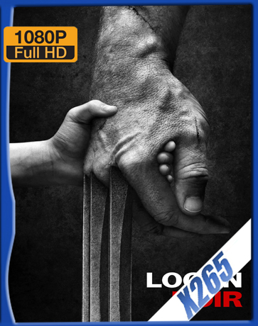 Logan [NOIR EDITION] [2017] [Latino] [1080P] [X265] [10Bits][ChrisHD]