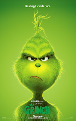 The Grinch 2018 English 720p WEB-DL 700MB ESubs