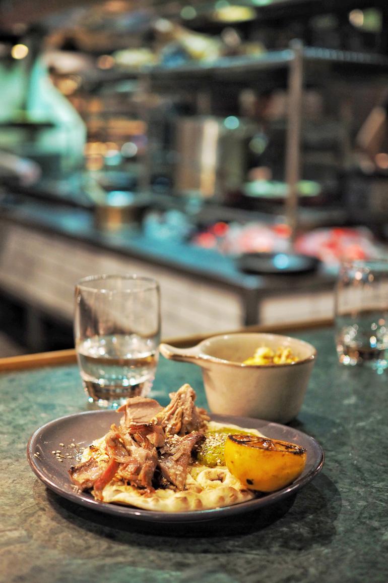 Restaurant Temper Soho à Londres