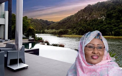 EFCC Probes Aisha Buhari's ₦3.8 billion Secret Mansion?