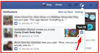 how to block game requests from friends on facebook